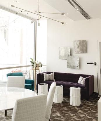 Kimmel Center Wedding Suite
