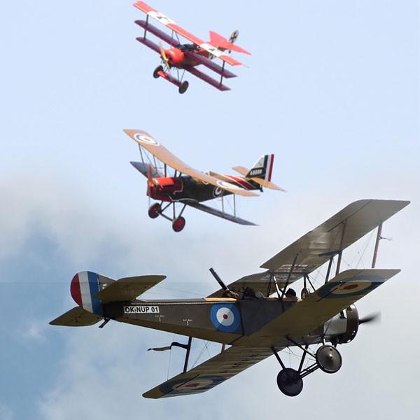 Des combats aériens à Roanne ?