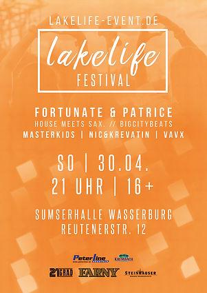 Lakelife Festov 2017 Plakatl