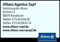 Allianz Zapf Logo