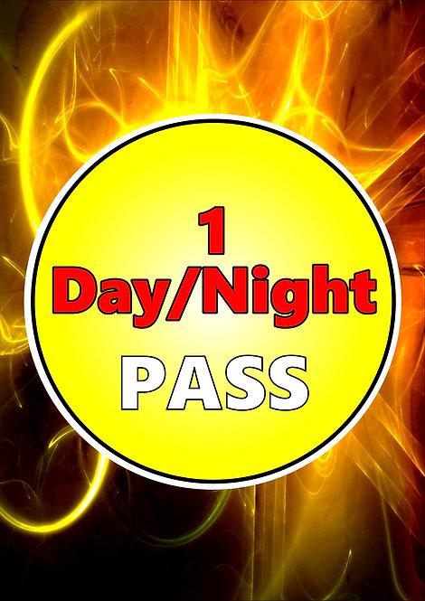 1 DAY/NIGHT PASS