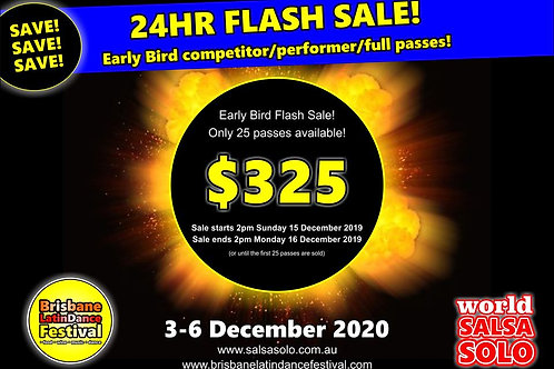 2020 Early Bird Full Pass