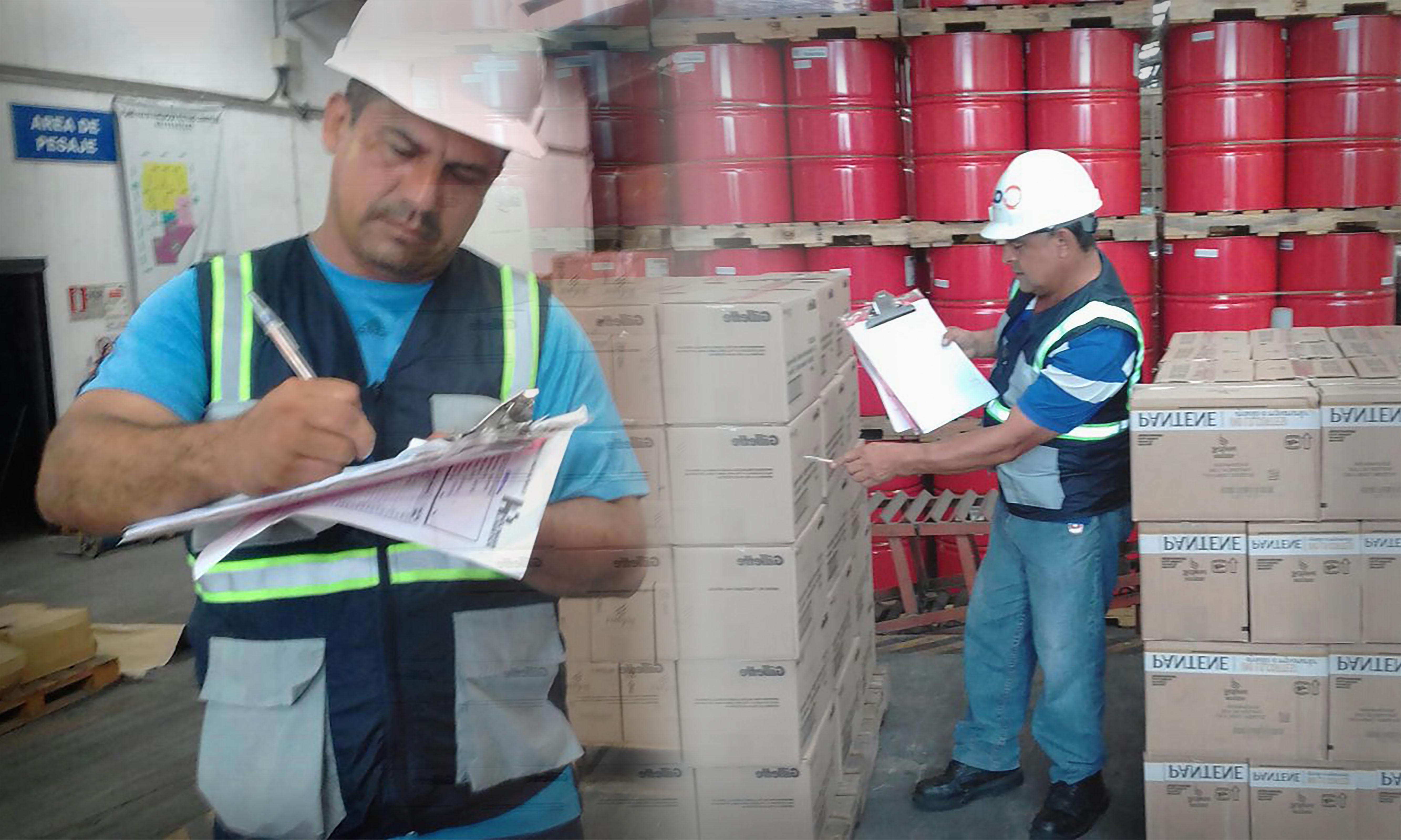 Supervisión e Inventario