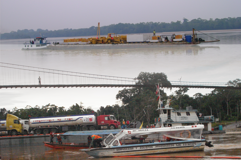 Operaciones fluviales