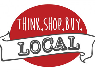 Day 20 of 30: Shop Local
