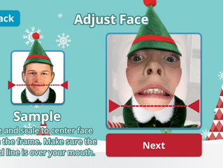 My Top Five Free Christmas Apps for Kids