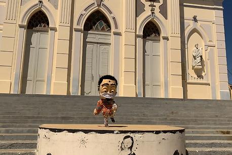 Foto do vídeo de Um dia de cabeção