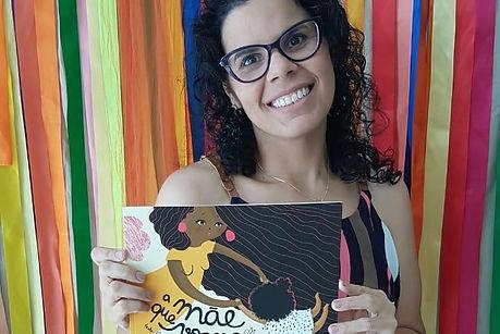 Retrato de Carol Carvalho