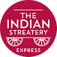 The Indian Streatery Express New Logo 2.