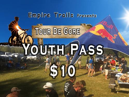 Youth Tour de Gore Ticket