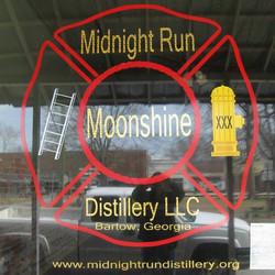 Midnight Run Distillery Bartow Georgia