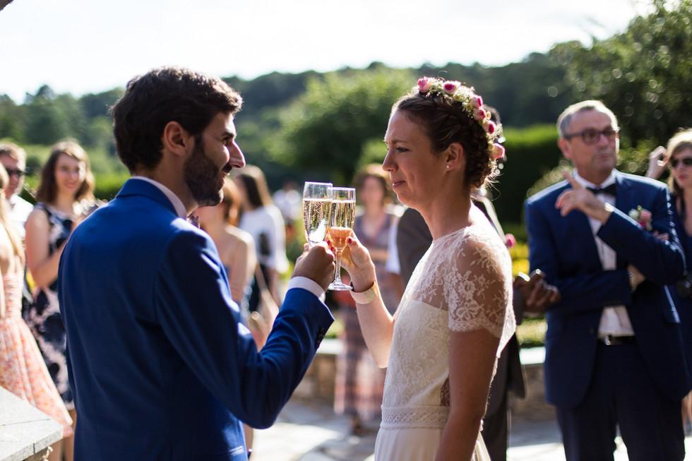 mariage moulin saint yves