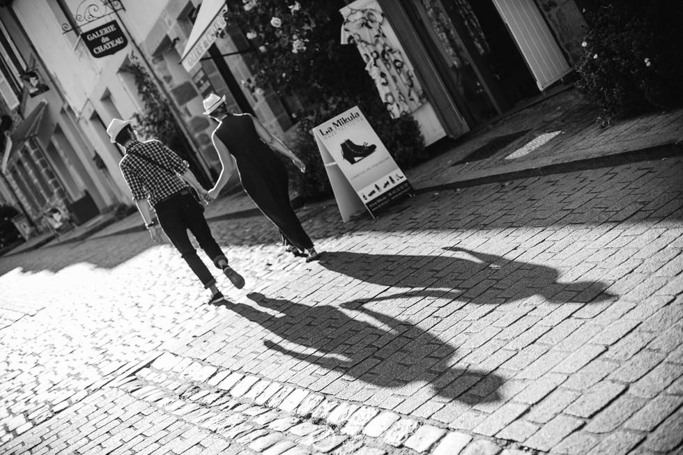 Séance couple Morbihan