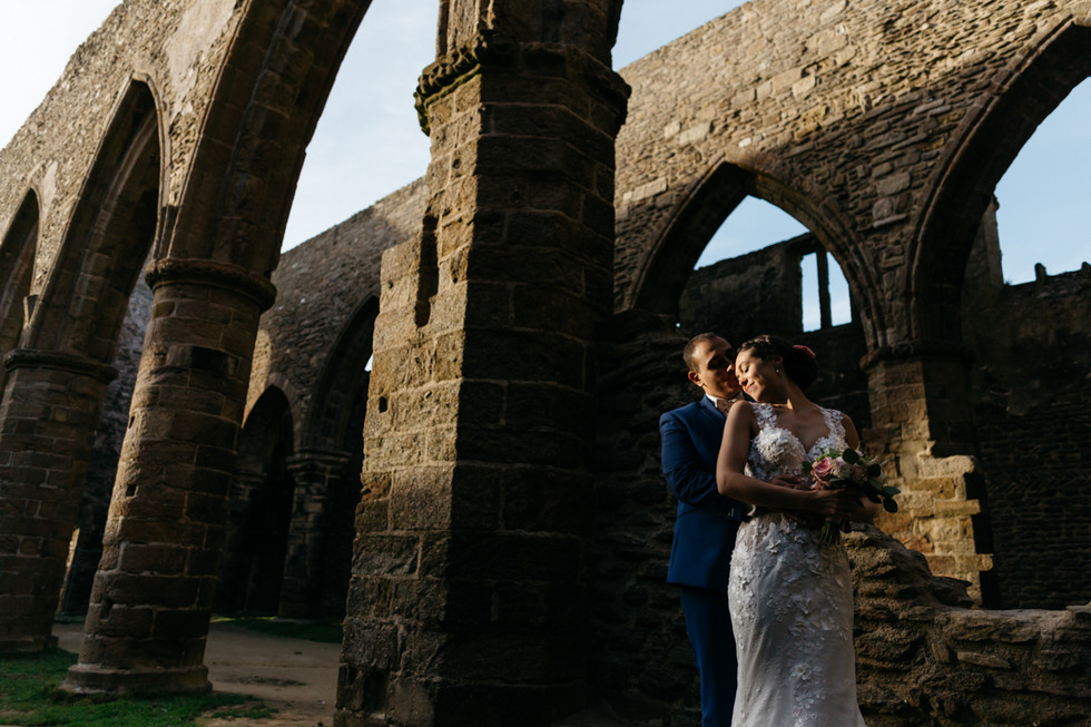 mariage pointe saint mathieu