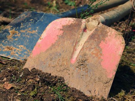 Schonende Bodenbearbeitung in der Permakultur