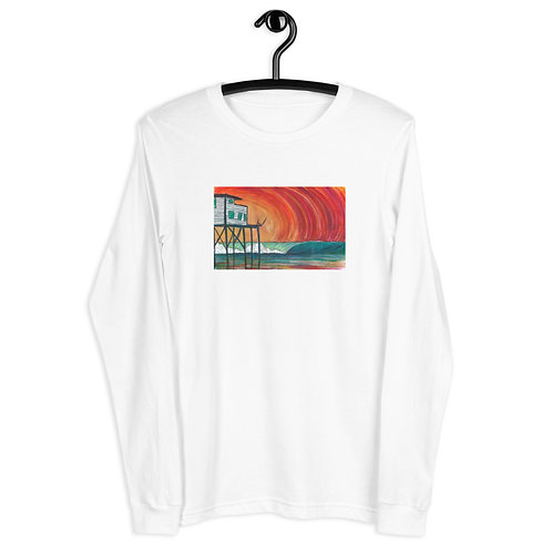 Surfside Texas Unisex Long Sleeve Tee