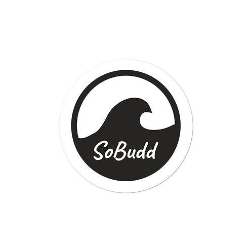 SoBudd Bubble-free stickers