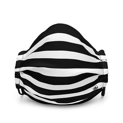 SoBudd Striped Premium face mask