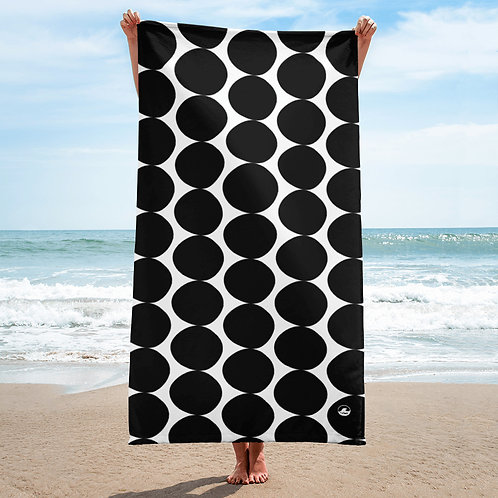 Locked In Beach Towel