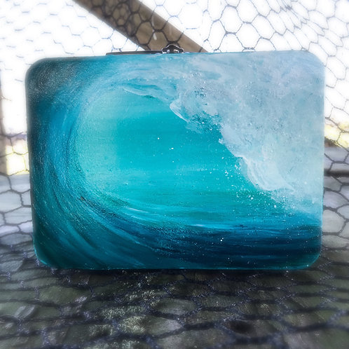 SOLD! Reflection Stash Box