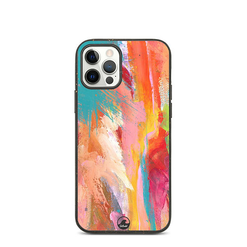 Color Tide Biodegradable phone case by SoBudd