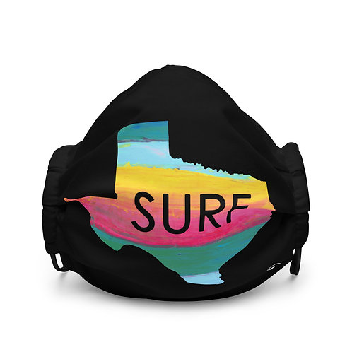 Surf Texas Premium face mask
