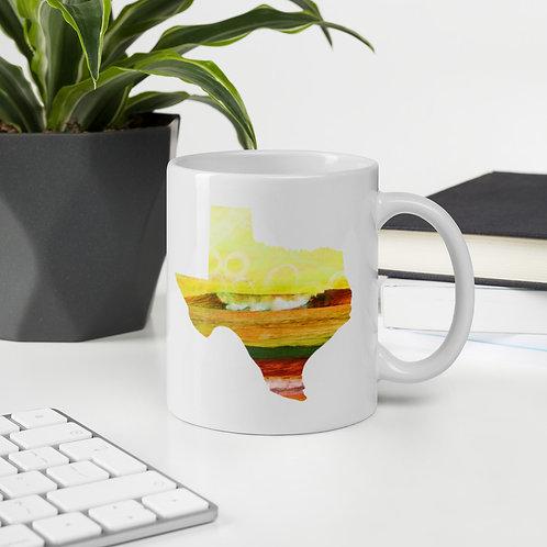 Texas Wave Mug