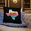 Thumbnail: Surf Texas Black SoBudd Throw Pillow