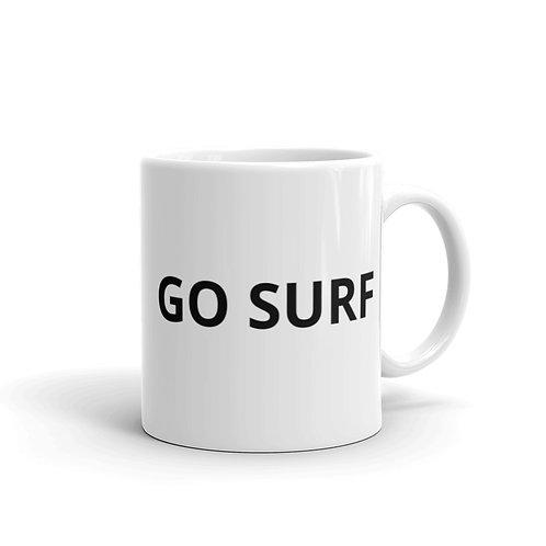 SoBudd Go Surf Mug