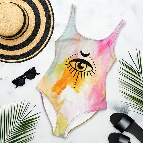 Chasing Sunshine One-Piece Swimsuit