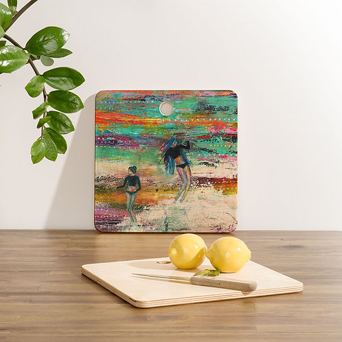 Gypsies of The Sea Cutting Board
