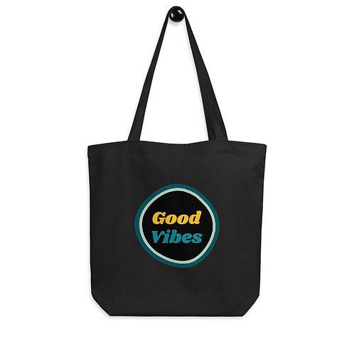 SoBudd Good Vibes Eco Tote Bag