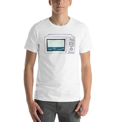 Microwaves Short-Sleeve Unisex T-Shirt