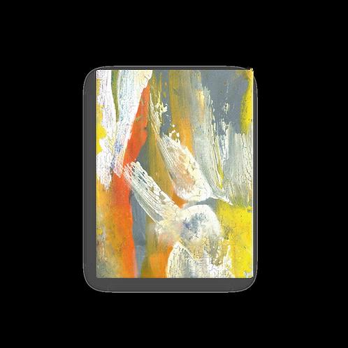 Life 1 Abstract Canvas Print
