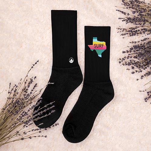 Surf Texas Socks