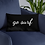 Thumbnail: Go Surf SoBudd Throw Pillow