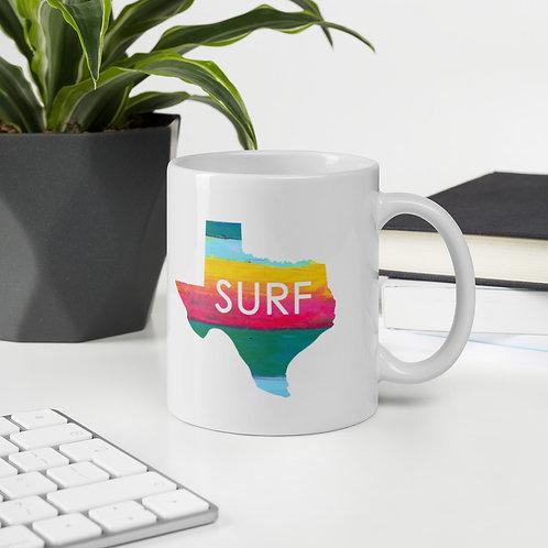 Texas Surf Mug