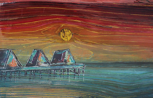 SOLD! The Golden Hour