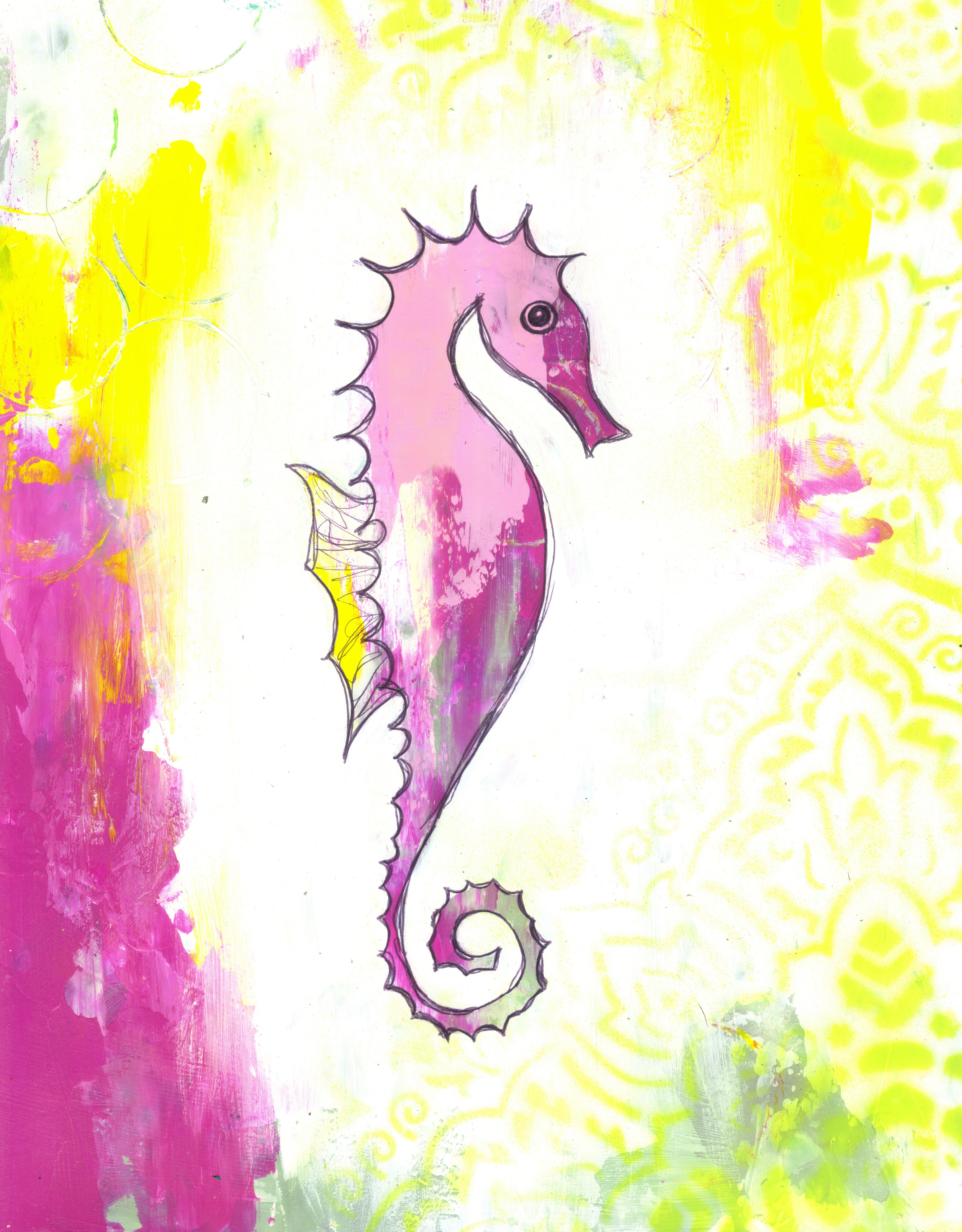 seahorse 2 s