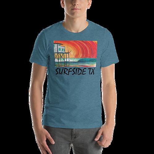 Surfside Texas Short-Sleeve Unisex T-Shirt
