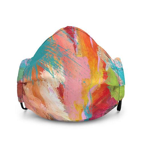 Color Tide Premium face mask