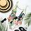 Thumbnail: Tropical Bird One-Piece Swimsuit
