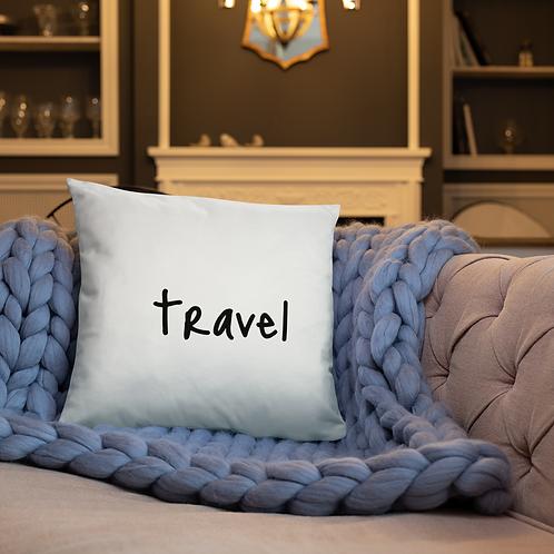 Travel SoBudd Throw Pillow