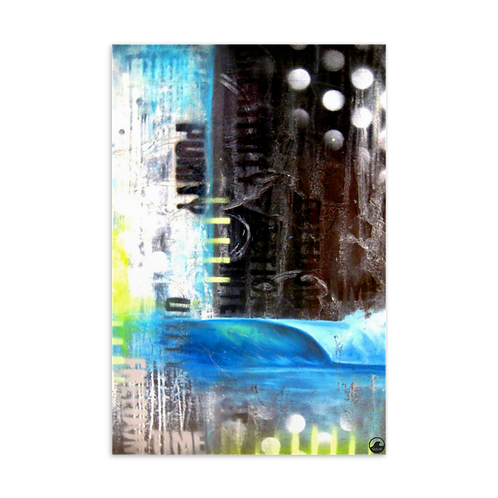Purity Standard Postcard