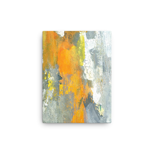 Life 3 Abstract Canvas Print