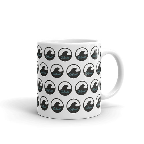 Pattern SoBudd log Mug