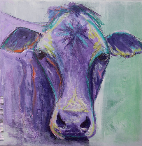 SOLD Purple Cow
