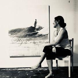 Sophia Buddenhagen Surf Artist