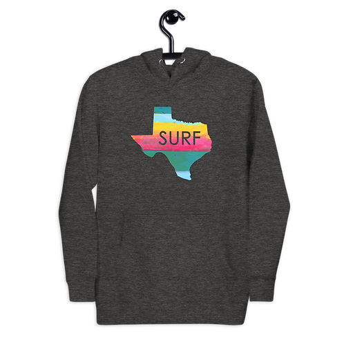 Surf Texas Unisex Hoodie