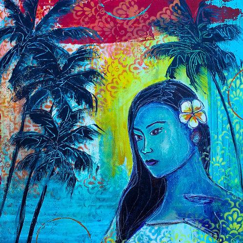 SOLD - Bali Girl